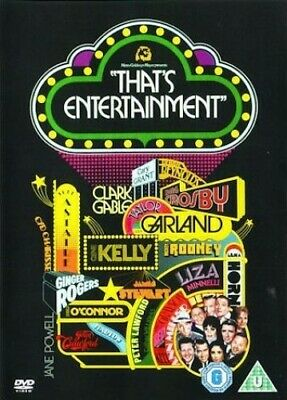 That's Entertainment {1974] - DVD  8KVG The Cheap Fast Free Post