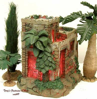 """Fontanini Italy 2.5"""" Series Early Town Store Nativity Village Building 50165 Mib"""