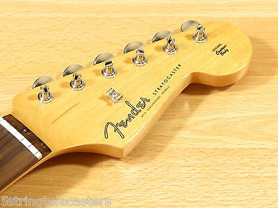 Fender SE 60's RI Stratocaster Neck Tuners Rosewood Fender Classic 60s Worldwide