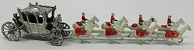 Vintage Lesney Matchbox 'the Queen's Carriage' - Mbgs1