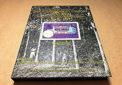 2017 Encyclopedia Dry Rubber Export Coupon Malaya Ceylon Netherlands 1922-1942