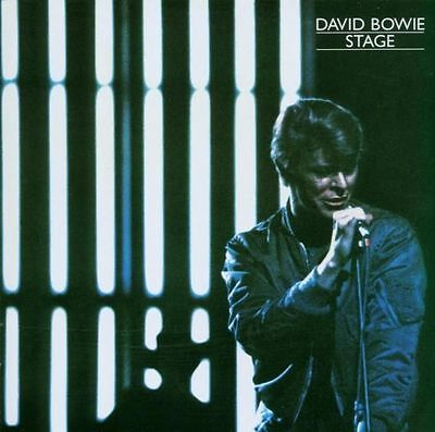 David Bowie – Stage    New 2-cd