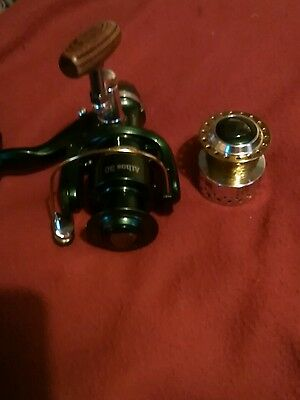 used fishing reels athos 30 evox spare spool good condition