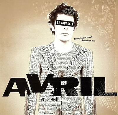 """Be Yourself - Laurent Garnier & B... Avril GER 12""""  record (Maxi)"""