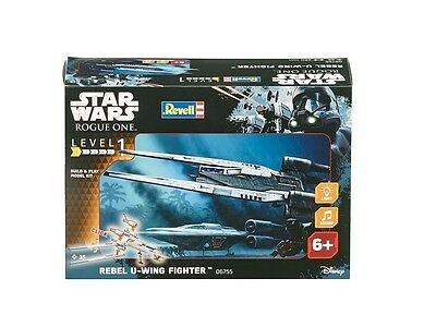 Revell 06755 - 1/100 Star Wars Rogue One - Rebel U-Wing Fighter - Neu
