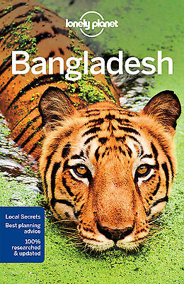Lonely Planet Bangladesh 8 2017 Travel Guide BRAND NEW 9781786572134
