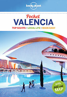 Lonely Planet Pocket Valencia Travel Guide BRAND NEW 9781786572233