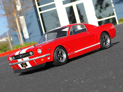 HPI 1966 Ford Mustang Gt Body #17519