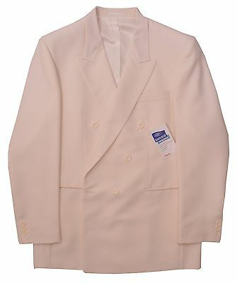 White Tuxedo Jacket For Men - Short, Regular, Long - Reduced to Clear
