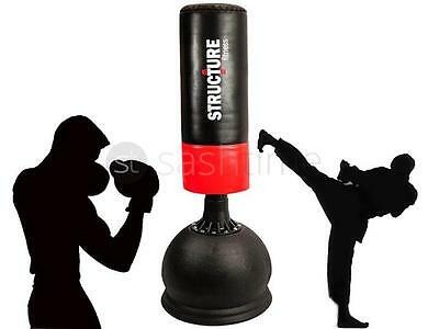 Professional Heavy Duty  Boxing Punch Bag 5.25Ft Martial Art Kick Free Standing