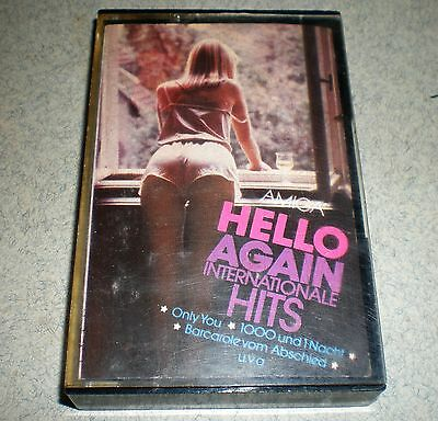 Hello Again, Internationale Hits, AMIGA MC 1985