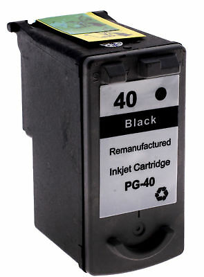 Remanufactured PG-40 Black Ink Cartridge For Canon MP210 MP220 MP450 MP160 MP170