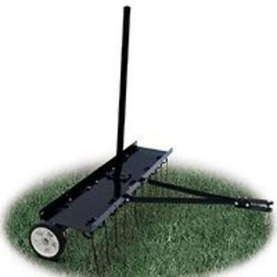 "Lawn De-Thatcher 40"" AGRI-FAB INC Lawn Aerators/Lawn Sweepers 45-0294"
