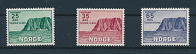[H0130] Norway 1957 good Very Fine MNH set of stamps value: 25,50$