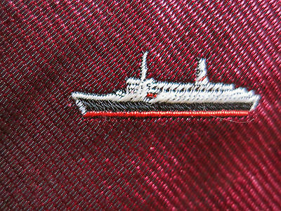 Unidentified Tie UT20: Cruise Ship or Passenger Ferry 1960s?