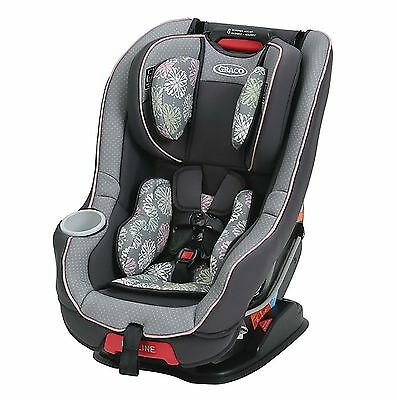 Graco MySize 65 Rear & Forward Facing Convertible Infant Baby Car Seat, Addison