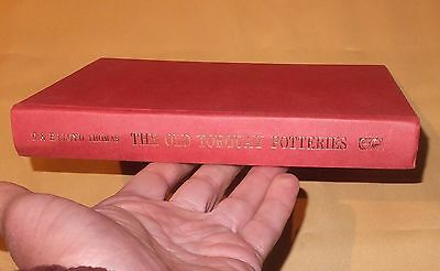 The Old Torquay Potteries Book By D & E Lloyd Thomas