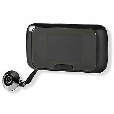 "2.4"" LCD Colour Video Peephole Viewer Home Security System Door Camera Monitor"