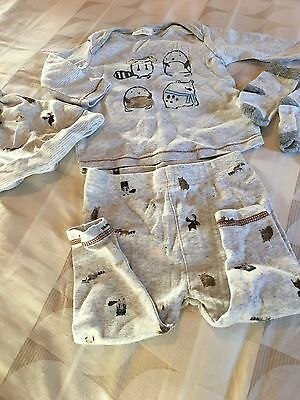 Baby Boys Next Outfit 3-6 Months