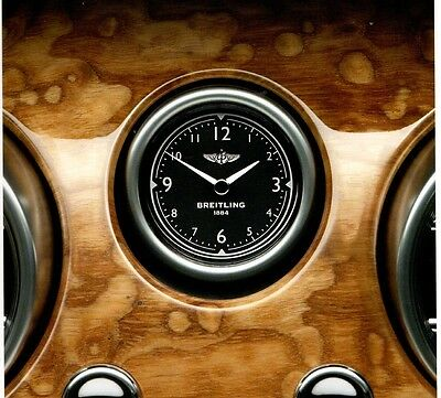 New Breitling clock Bentley G.T. or maybe other models possibly for display etc