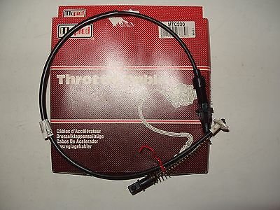 Throttle Cable - Ford Capri 1.6 & 2.0 OHC 1975-1979