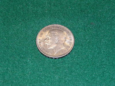 1935 Silver Crown Coin George V