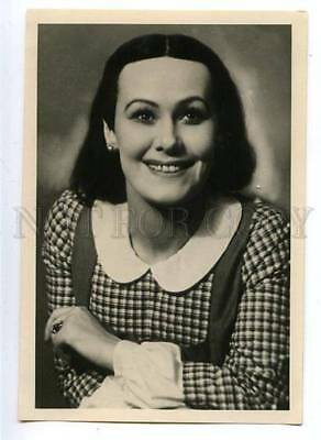 159925 Yelena YUNGER Russia COMEDY Theatre MOVIE Actress PHOTO