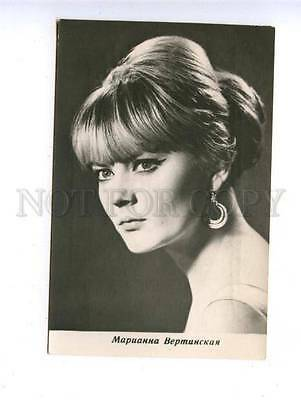 159945 VERTINSKAYA Russian MOVIE Theatre DRAMA Actress PHOTO