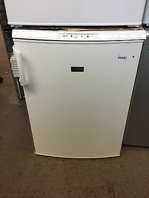 *Zanussi ZFT10210WA Freestanding Under Counter Freezer - White #93481