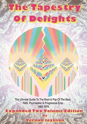Tapestry of Delights: Expanded Two-Volume Edition: The Ultimate Guide to UK Roc.