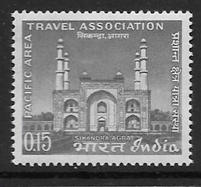 India Sg526 1966 Travel Association Conference Mnh