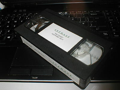 Queen The Cross New Dark Ages Rare Official Promo Video Vhs