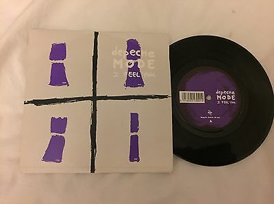"Depeche Mode I Feel You Original 7"" Vinyl"