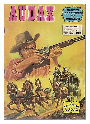 Audax   N° 13  Be+  1973 Collection Audax