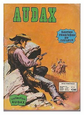 Audax   N° 14  Be+  1973 Collection Audax