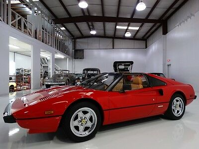 1981 Ferrari 308 GTSi, low miles! 2 owners from new! 1981 Ferrari 308 GTSi, over $60K in service receipts! Fully documented!