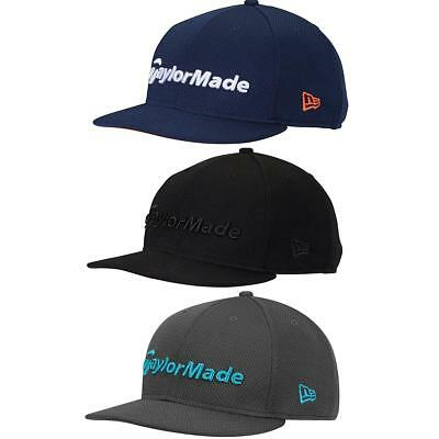 TaylorMade Golf 2017 New Era 9Fifty Performance Snapback Cap