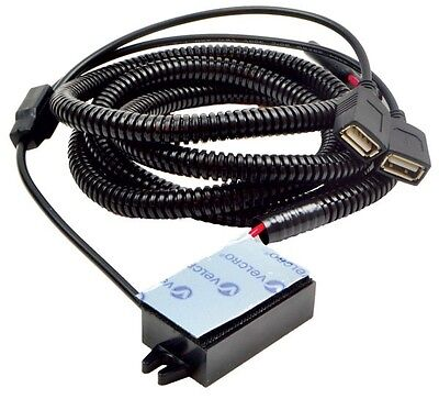 RSI USB Power Cables Polaris Axys,IQ and Pro Ride Chassis