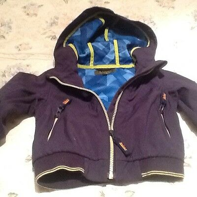 Ted Baker baby boys coat 12-18 months