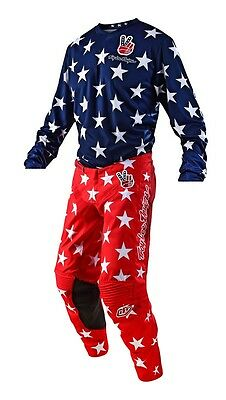 Troy Lee Designs 2017 GP Limited Edition Liberty Jersey & Pant Combo