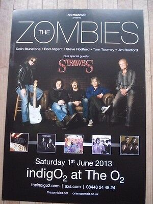 the Zombies Flyer