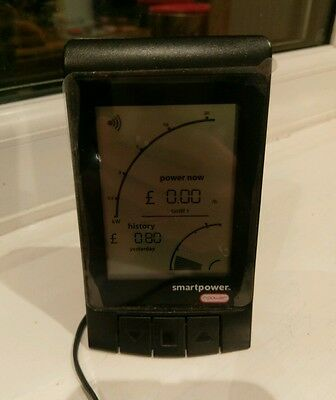 Npower home energy monitor smart power meter