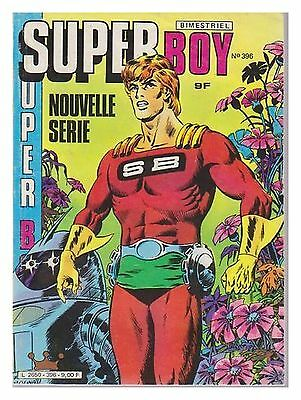 Super Boy N° 396 Nouvelle Serie 1985 Tbe