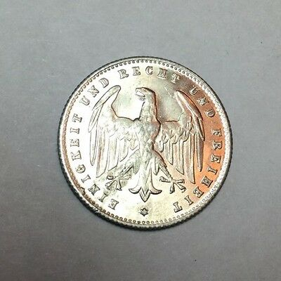 GERMANY 1923-D 200 Marks coin BU