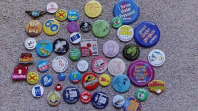 Job Lot.collection of  Pin Badges