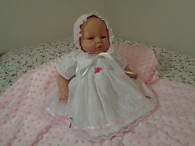 """DOLLYDUMPLING Handmade clothes for reborn baby/Annabell or any 16""""/18"""" doll"""