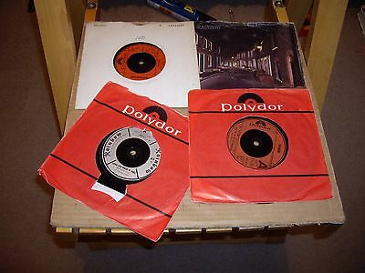 Rainbow.4.records.45Rpm.long Live Rock'n'roll/i Surrender/street Of Dreams.