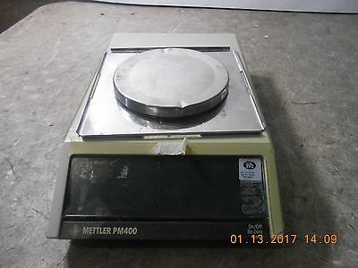 Mettler Balance ( Scale ) Model PM 400mform parts Or Repair