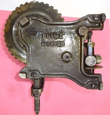 OLD 1920s ? BRUNSWICK PORTABLE PHONOGRAPH Part / Piece - Motor (TESTED WORKING)