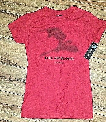 Game of Thrones - Fire & Blood Dragon T-Shirt - Large - HBO